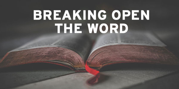 Breaking Open the Word