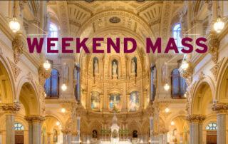Weekend Mass Photo