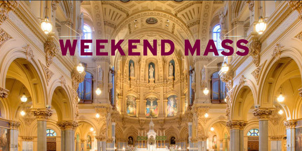 Weekend Mass Photo