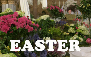 Easter Sunday Mass