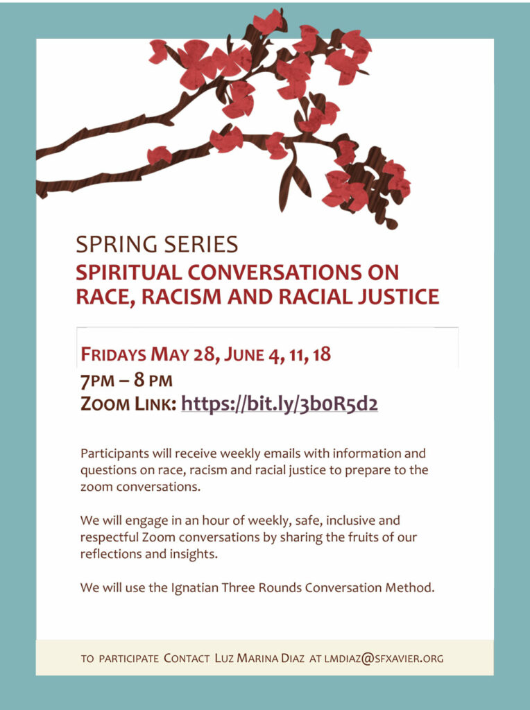 Spiritual Conversations Flyer