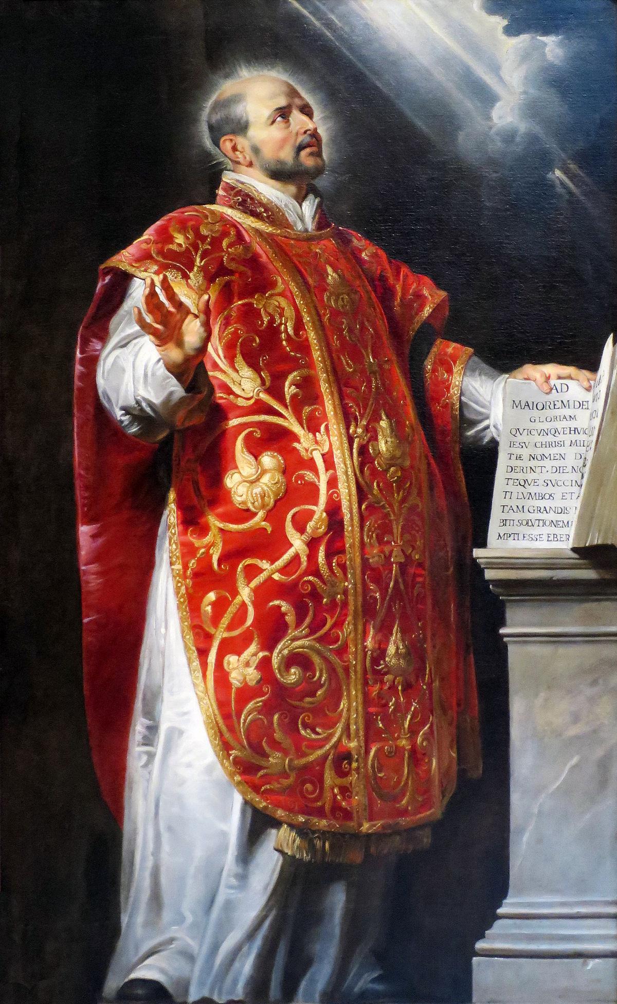 Photo of St. Ignatius of Loyola